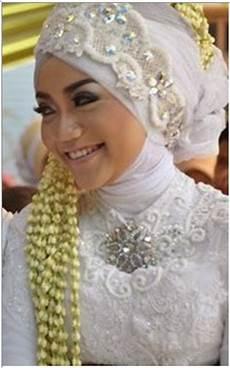 Utakuteku Jilbab Pengantin Untuk Wajah Bulat
