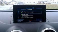Audi A3 Sportback Mmi Navigation Plus Mmi Touch Audi