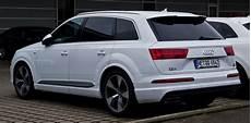 Audi Q7 Quattro - file audi q7 3 0 tdi quattro s line ii heckansicht 3