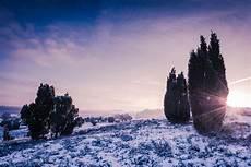 winter wandern in der heide
