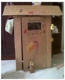 Craft For Prakarya Mudah Untuk Anak Rumah Kardus