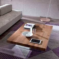 table basse transformable markus table transformable et relevable en deux