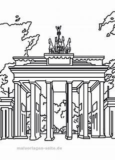 Zwerge Malvorlagen Ausdrucken Berlin Malvorlage Brandenburger Tor Malvorlagen Ausmalen Und