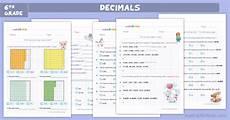 decimals word problems worksheets 6th grade 7561 decimal practice worksheets for 6th grade math skills for