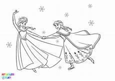 Malvorlagen Und Elsa Junior Ausmalbilder Prinzessin Elsa Malvorlagen Frozen