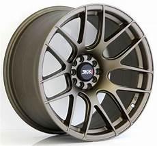 xxr wheels xxr 530 flat bronze 18 zoll xxr wheels