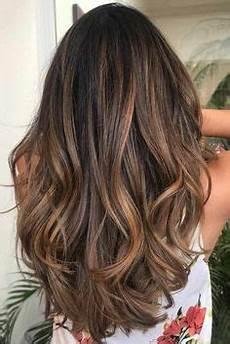 Les 65 Meilleures Images De Balayage Brune Cheveux
