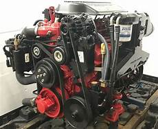 volvo penta 5 7osi fuel injected 5 7gi complete engine ebay