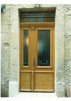 porte d entrée avec tierce porte d entr 233 e tierc 233 en bois