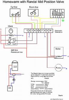 drayton zone valve wiring diagram