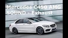 Mercedes C450 Amg C43 Amg Sound Loud Exhaust Drive