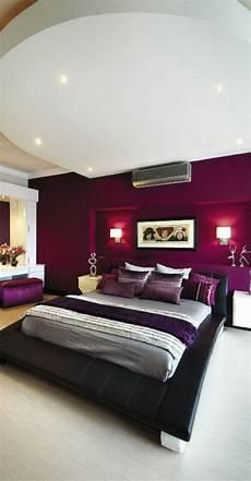 Wine Color Bedroom