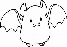 prissy ideas bat coloring page awesome small cute baby cartoon vire pages print preschool