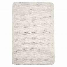 badezimmer teppich badezimmer teppich crochet rechteckig von house doctor