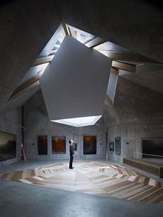 gallery of mecenat museum naf architect design