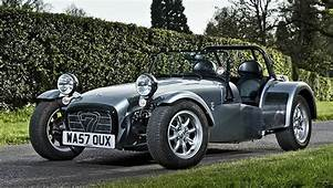 Caterham 7 Roadster First Drive  Overdrive