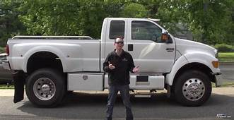 Is The Ford F 650 Super Truck Dumbest Vehicle Ever