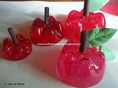 como hacer una manzana con botellas como hacer manzana de botellas pl 225 sticas paso a paso v