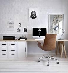 arbeitszimmer einrichten ikea skandinavische arbeitszimmer int2architecture skandinavisch b 252 ro eingerichtet wohnen und