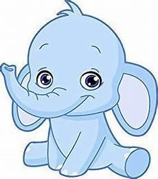 resultado de imagen para baby elephant images blue
