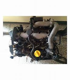 turbo megane 2 1 9 dci 120cv renault megane ii 02 07 motor 1 9 dci 120cv f9qb800 siniestro motor