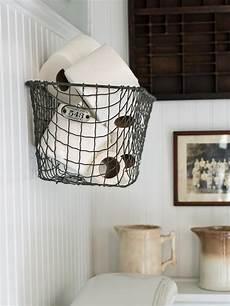 Small Bathroom Baskets