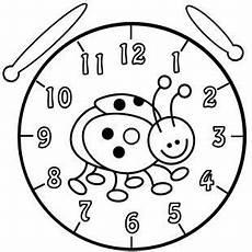 Malvorlagen Uhr Schreiben Ausmalbild Uhr Ausmalen Faaliyetler Saatler Matematik
