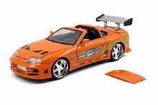 The Fast And Furious Brian S Toyota Supra 1 24