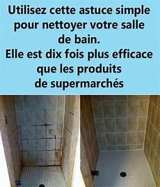 Utilisez Cette Astuce Simple Pour Nettoyer Votre Salle De