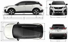 Peugeot 3008 Dimensions Guide Stoneacre Leasing