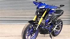 Modifikasi Mt 15 by Yamaha Mt 15 Resmi Tersedia Di Dealer Berikut Contoh