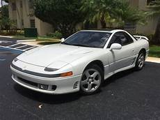 1992 Mitsubishi 3000gt Vr4 5 Speed For Sale On Bat