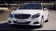 Mercedes E300 Bluetec Hybrid Estate Review