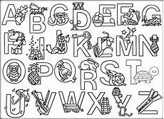 alphabet coloring pages at getdrawings free