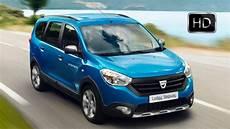 Dacia Lodgy Stepway 2017 - 2015 dacia lodgy dacia dokker stepway hd