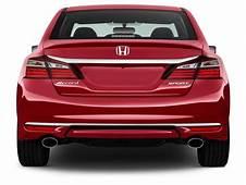 Image 2016 Honda Accord Sedan 4 Door I4 CVT Sport Rear