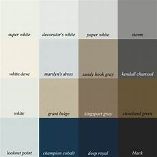 Neutral Beige Gray Blue Color Palette Beige