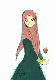 Muslimah Drawing At Getdrawings Free