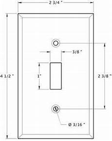 wall light switch dimensions 3 light switch cover droughtrelief org