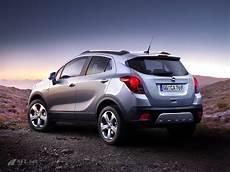 Opel Mokka Bilder Kompaktwagens Und Suv In Einem