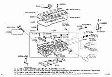 2006 toyota rav 4 engine diagram toyota rav4 engine timing cover 113100h011 marietta toyota marietta ga