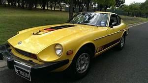 Purchase Used 1977 Datsun 280Z ZAP Edition Yellow Original