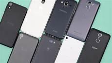 Smartphones Bis 200 Acht Einsteiger Handys Im Test