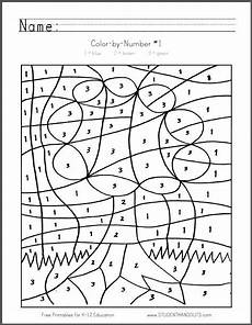 color by number coloring pages 18061 color by number 1 tree free to print pdf file with images coloring pages color by