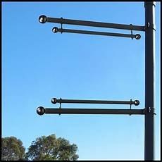 street light banners pole wrap brackets sign company supply