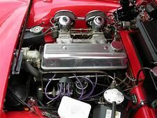 '61 Triumph TR3  Tempus Fugit Garage