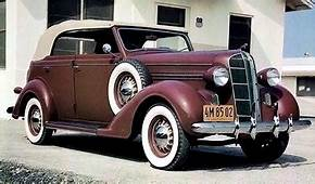 1936 Dodge D2 Convertible Sedan  HowStuffWorks