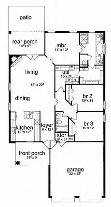 simple one bedroom house plans 1 bedroom house plans simple house plans simple house