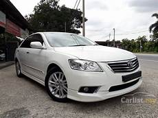 toyota camry 2010 v 2 4 in selangor automatic sedan white for rm 59 800 5945482 carlist my