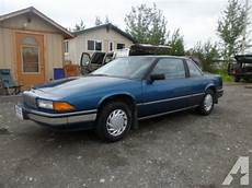 old car manuals online 1990 buick regal auto manual 1990 buick regal custom for sale in anchorage alaska classified americanlisted com